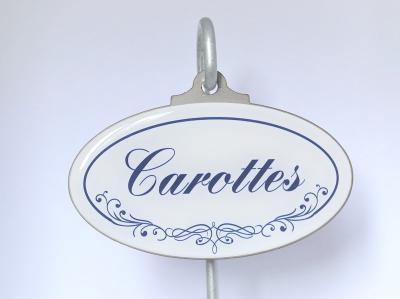 Carottes - marque plantation